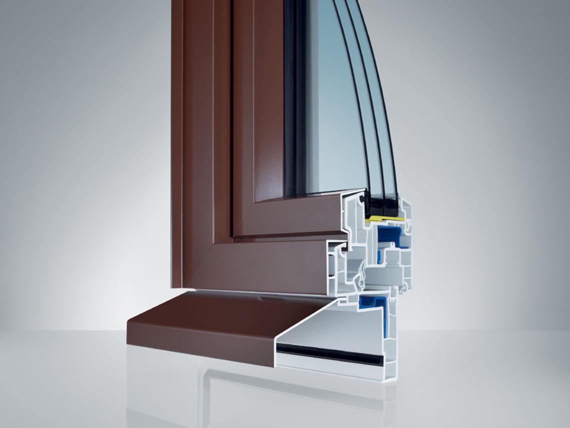 cool aluminium holzfenster with aluminium holzfenster. Black Bedroom Furniture Sets. Home Design Ideas